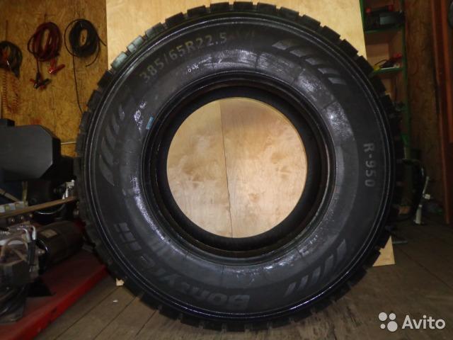 Автошина 385/65R-22.5 R-950