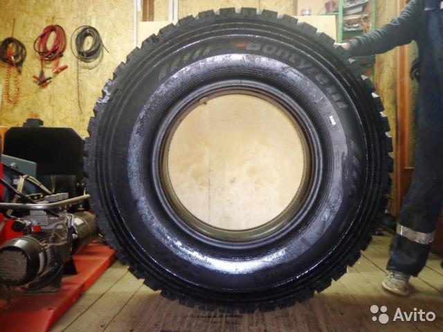 Грузовые автошины 245/70R-19,5 вт-330