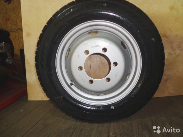 Автошина 185/75R-16 вт-228 на газель