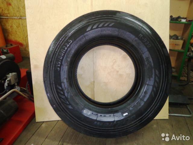 Автошина 315/80R-22.5 R-920
